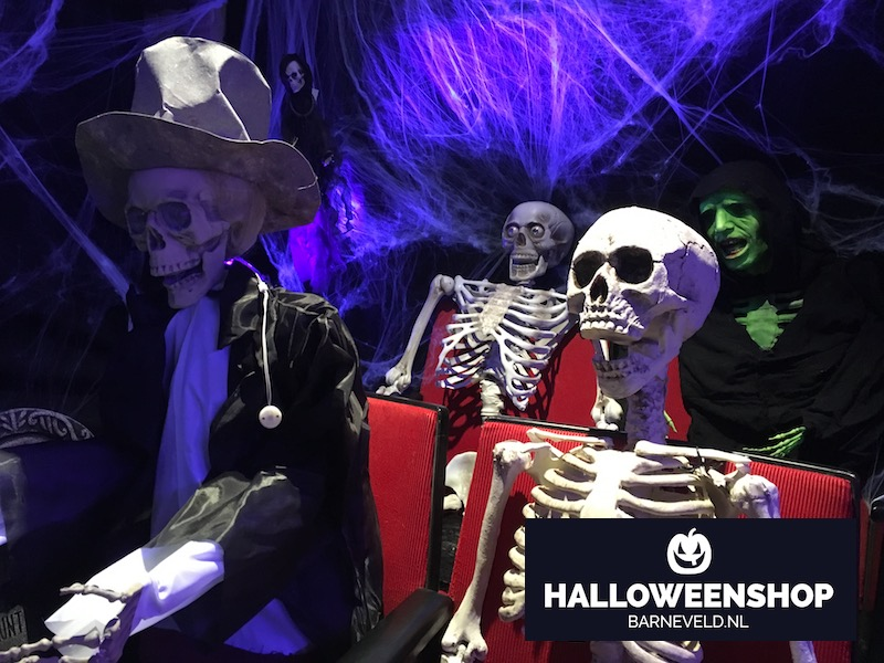 Halloween Bioscoop - Showroom 2017